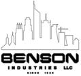 Logo - Benson Industries