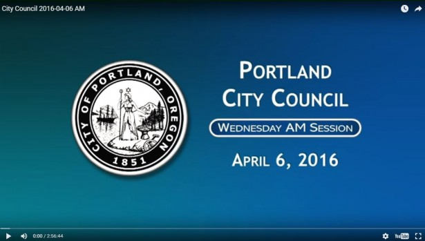 Video: MFS AmeriCorps at Portland City Council - Planting Trees & Language Learning