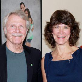 John Kitzhaber & Judy Strand