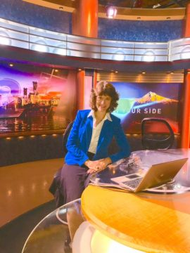 MFS CEO Judy Strand on AM Northwest TV Show