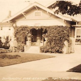 MFS NE 24th Office Circa 1925