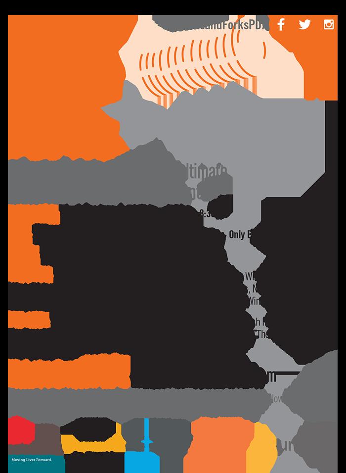 Corks &  Forks Mailer