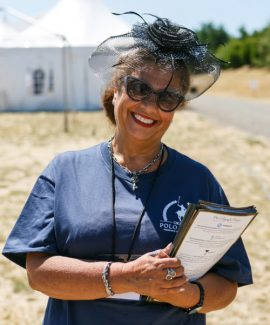 Oregon Polo Classic Volunteer