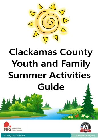 Clackamas County Youth & Family Summer Activities Guide