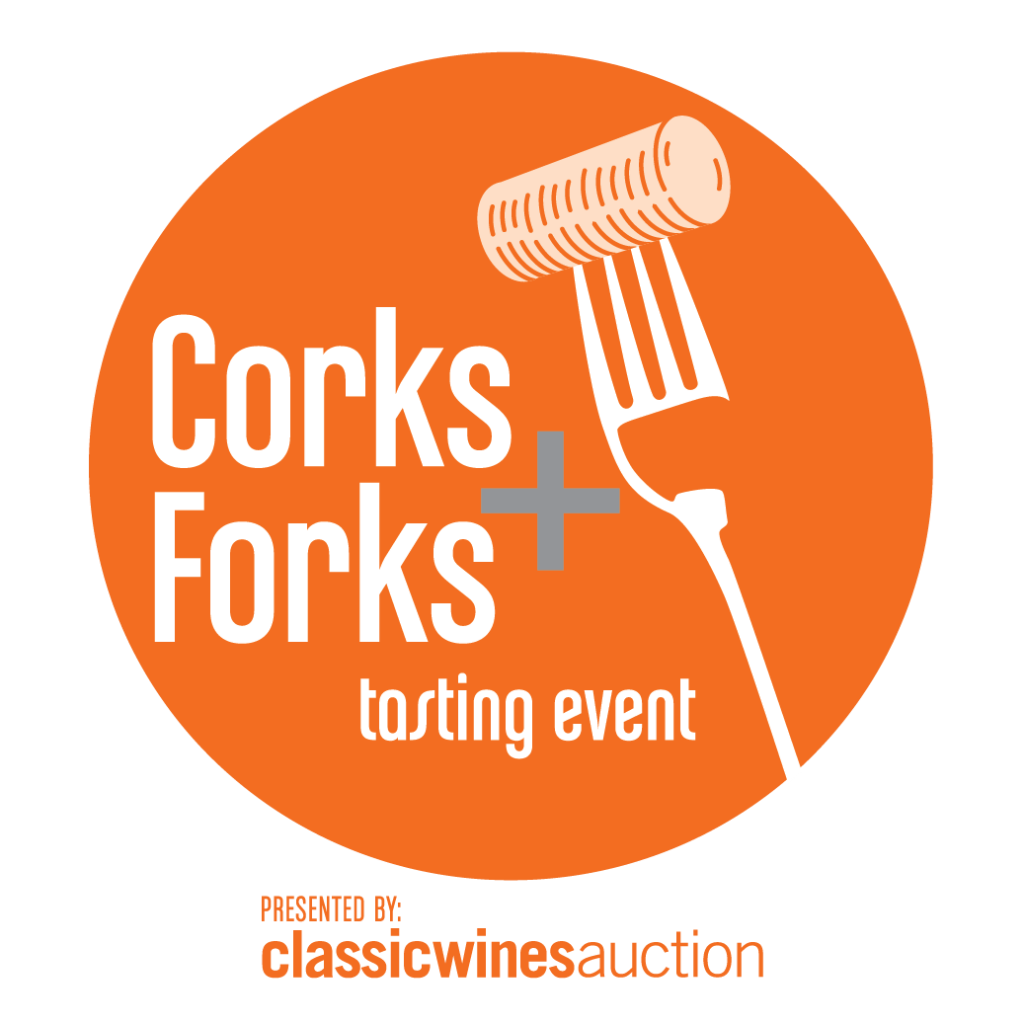 Corks and Forks Small