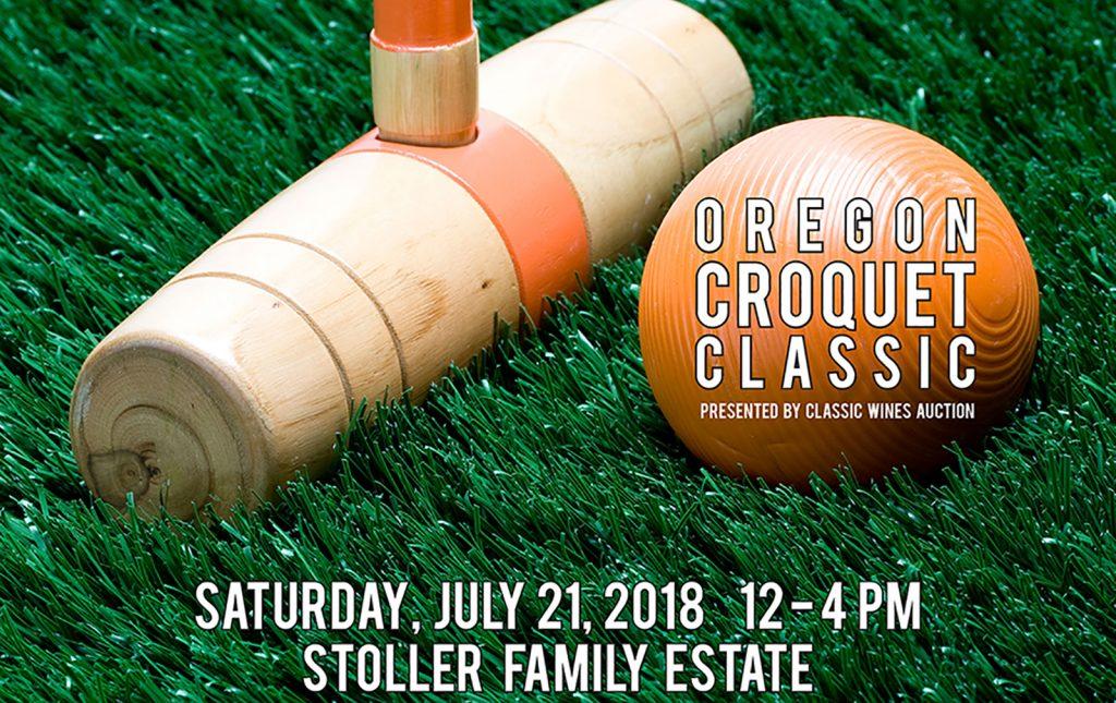 Oregon Croquet Classic