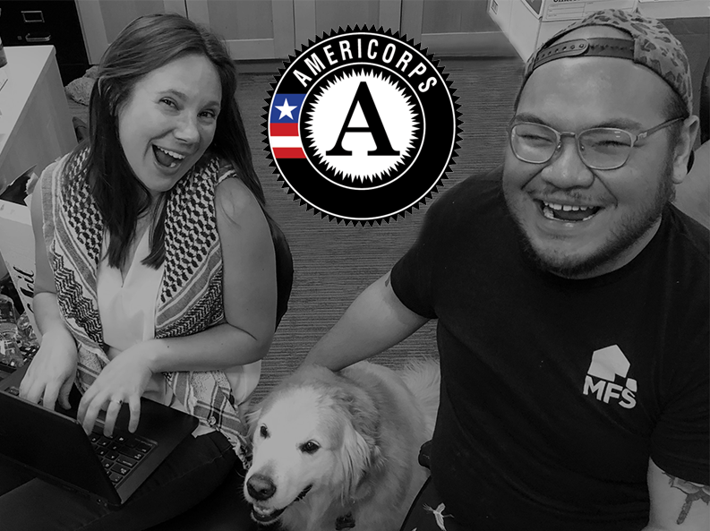 Amanda & Nghia - MFS AmeriCorps